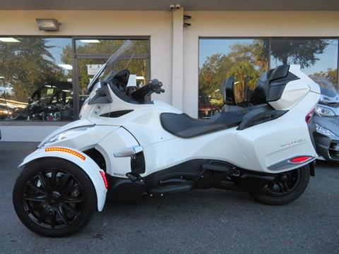 2016 Can-Am Spyder RT-S SE6 in Sanford, Florida - Photo 7