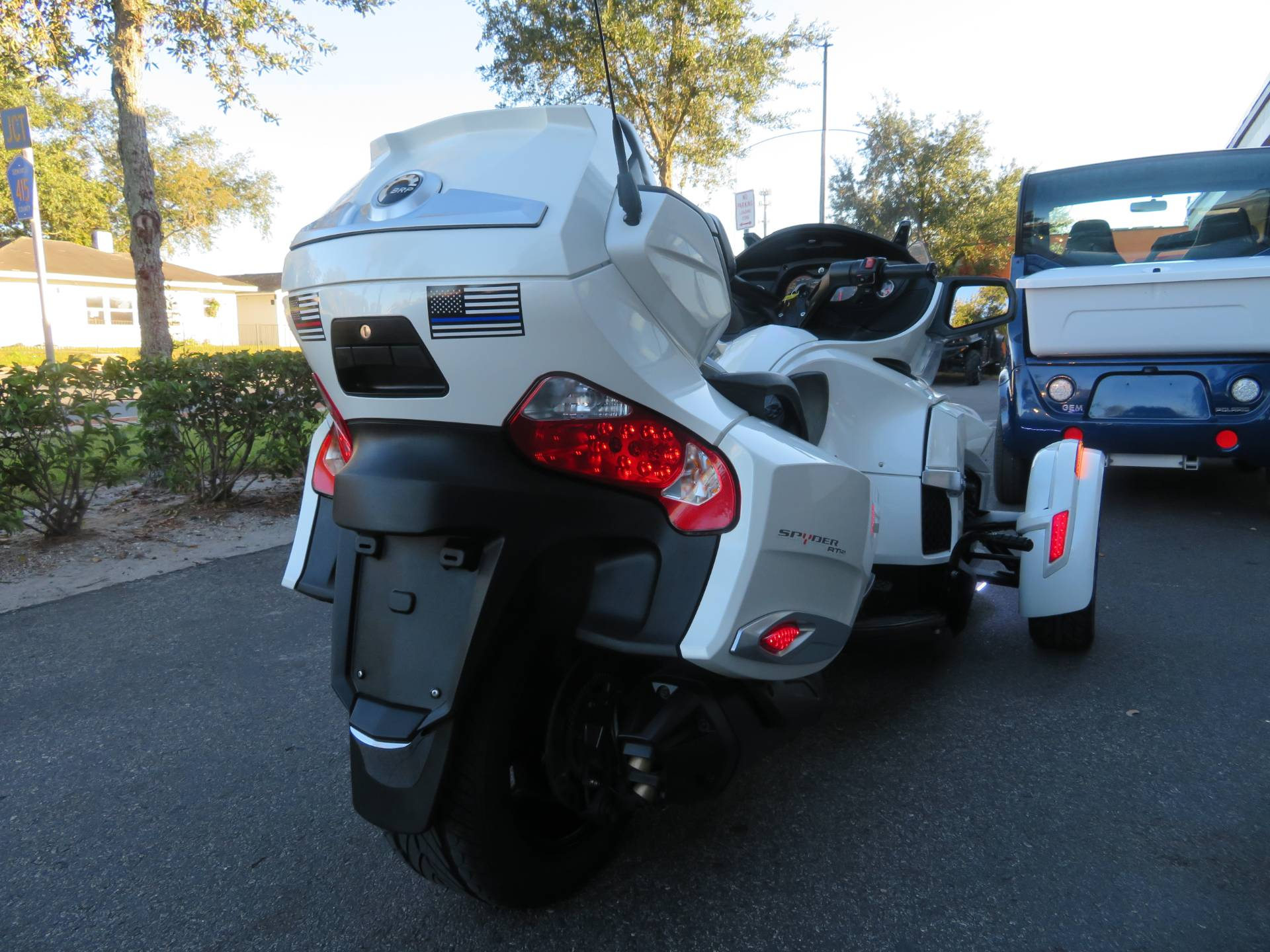 2016 Can-Am Spyder RT-S SE6 in Sanford, Florida - Photo 10