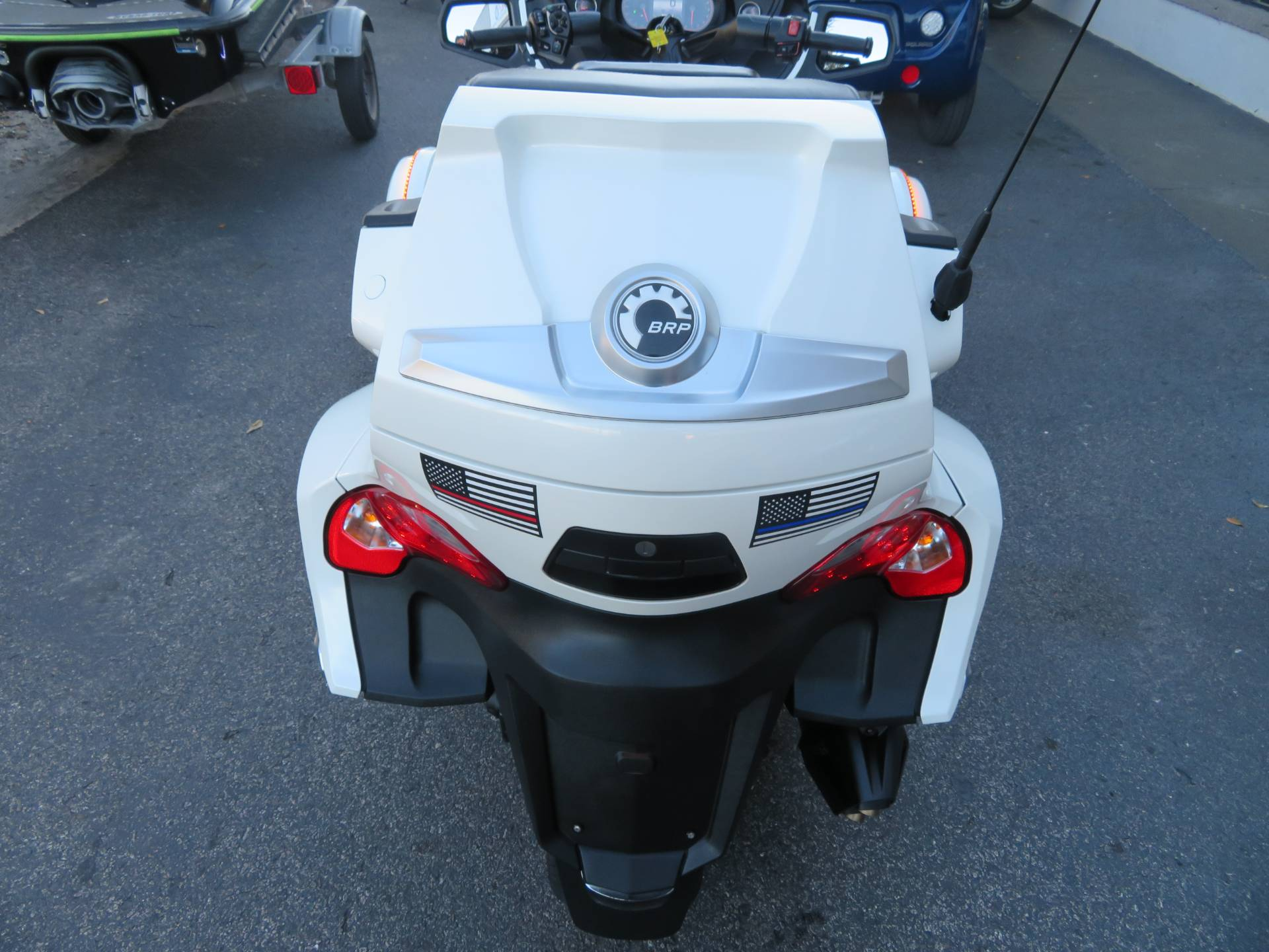 2016 Can-Am Spyder RT-S SE6 in Sanford, Florida - Photo 23
