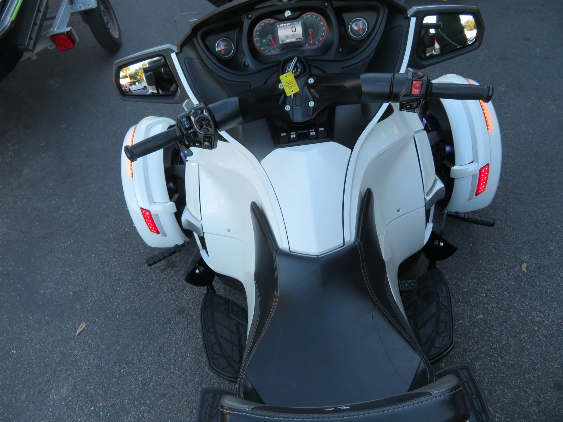 2016 Can-Am Spyder RT-S SE6 in Sanford, Florida - Photo 28