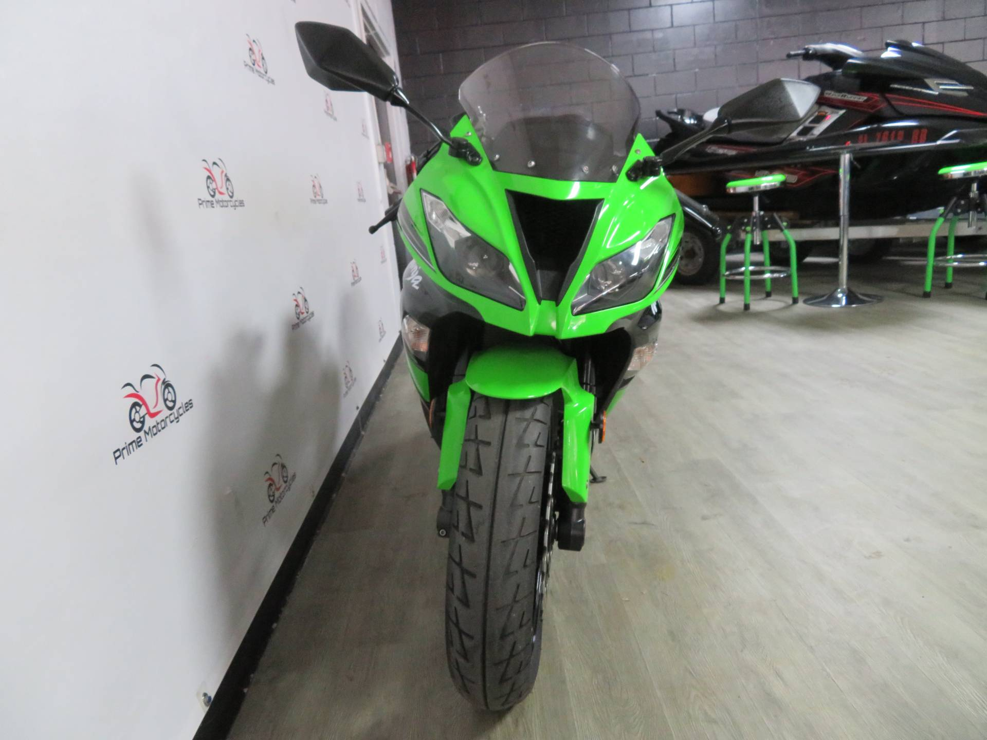 2017 Kawasaki Ninja ZX-6R ABS KRT EDITION in Sanford, Florida - Photo 4