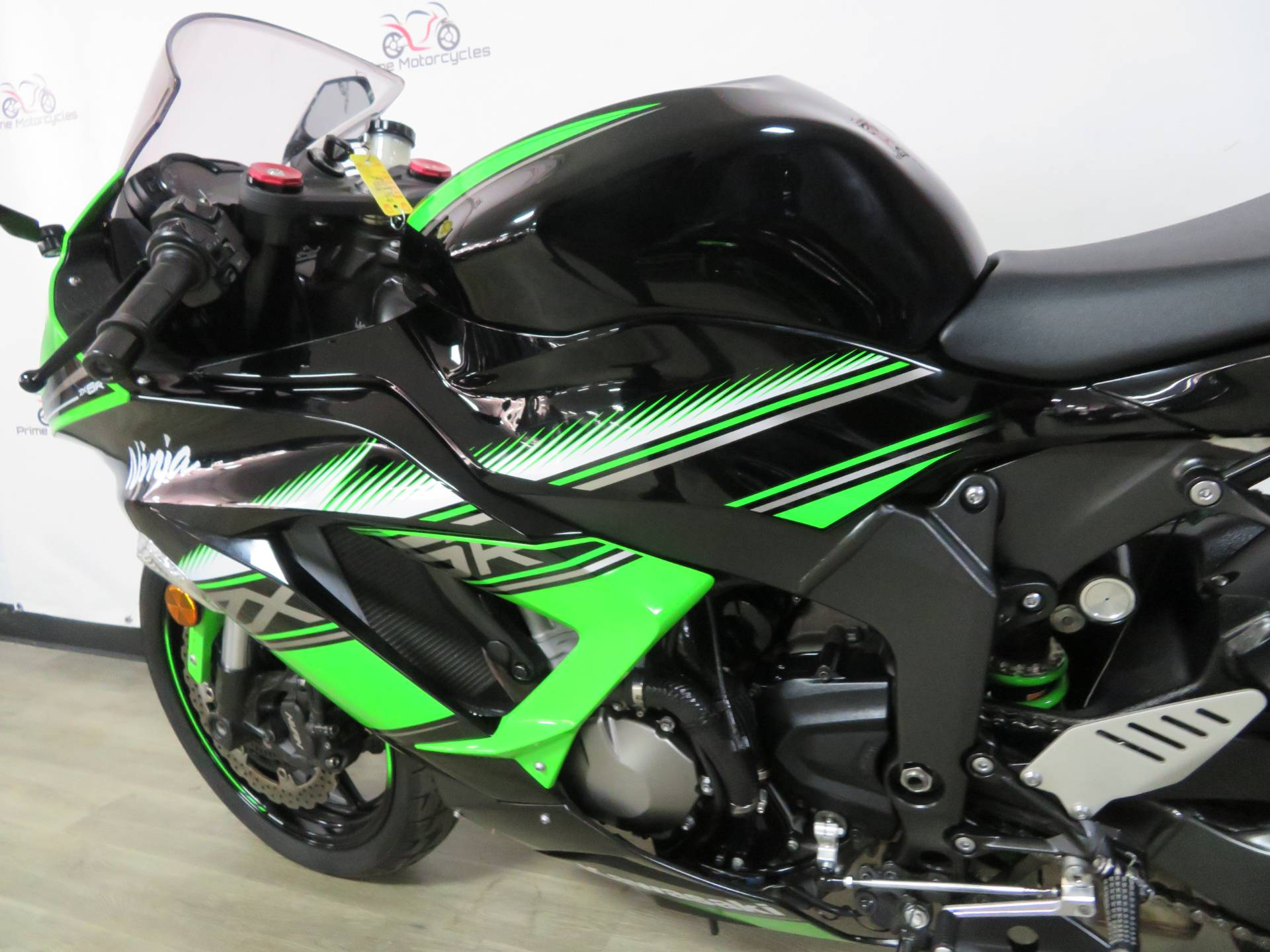 2017 Kawasaki Ninja ZX-6R ABS KRT EDITION in Sanford, Florida - Photo 11