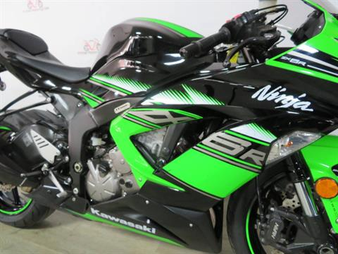 2017 Kawasaki Ninja ZX-6R ABS KRT EDITION in Sanford, Florida - Photo 17