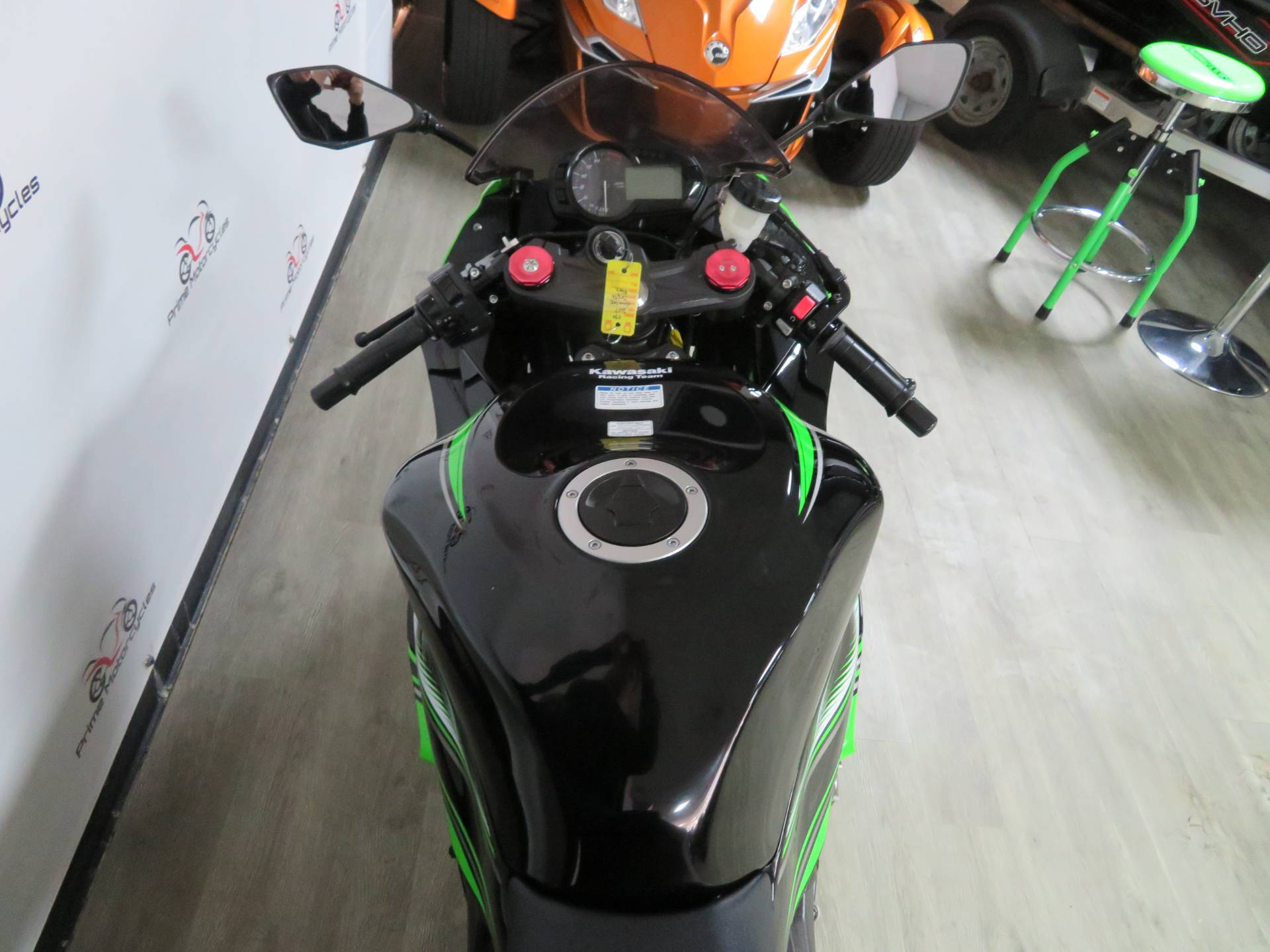 2017 Kawasaki Ninja ZX-6R ABS KRT EDITION in Sanford, Florida - Photo 22