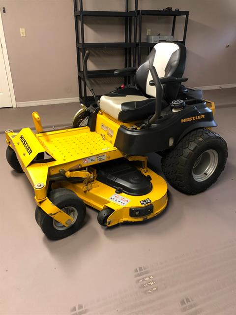 2019 Hustler Turf Equipment Raptor SDX 54 in. Kawasaki 23 hp in Sanford, Florida - Photo 2