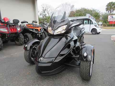 2015 Can-Am Spyder® ST-S SM5 in Sanford, Florida - Photo 5