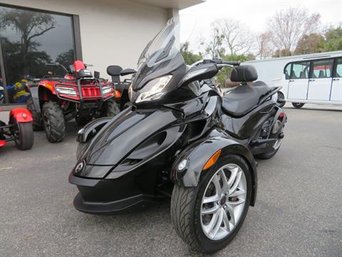 2015 Can-Am Spyder® ST-S SM5 in Sanford, Florida - Photo 6