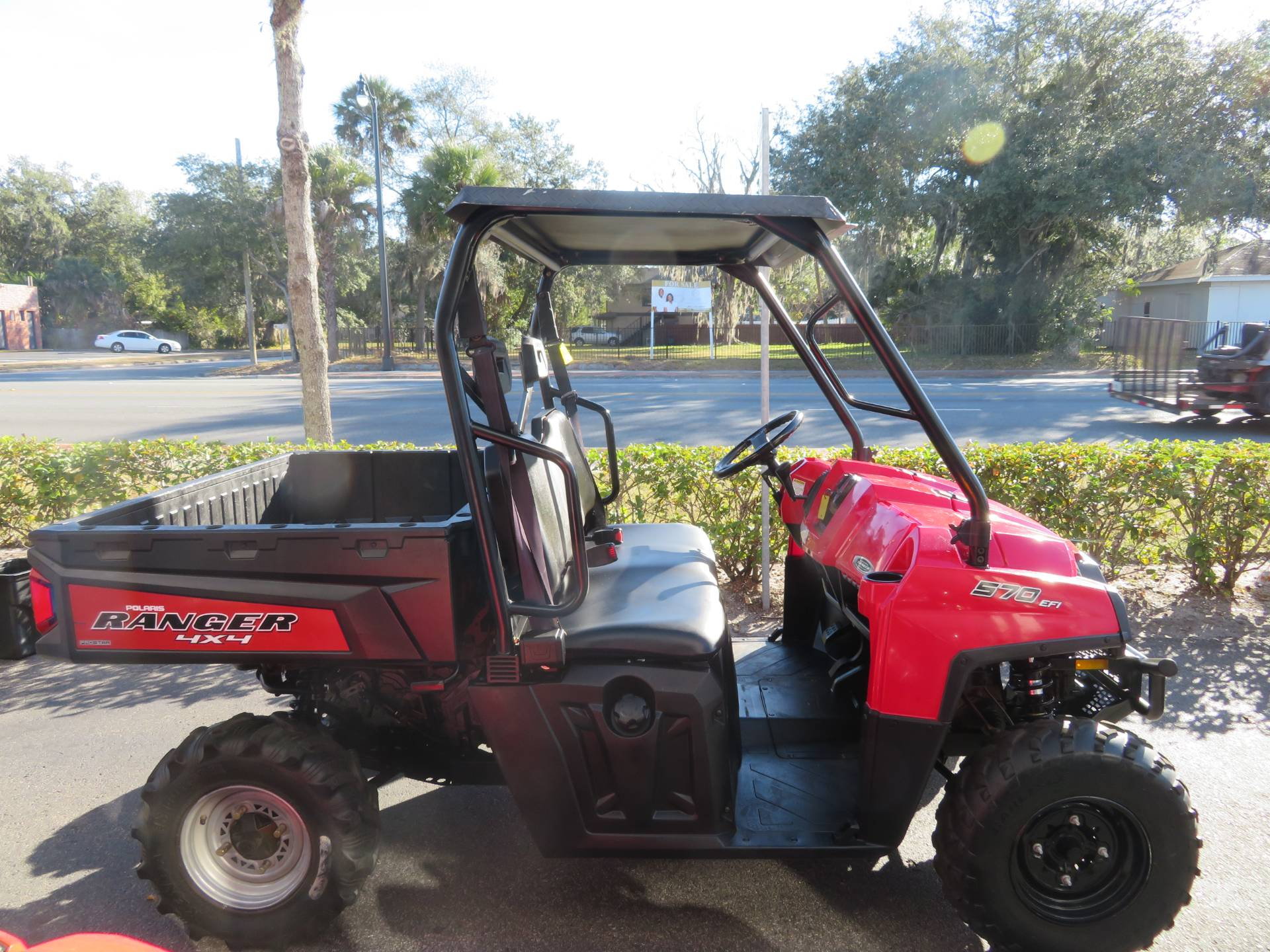 2017 Polaris Ranger 570 Full Size in Sanford, Florida - Photo 1