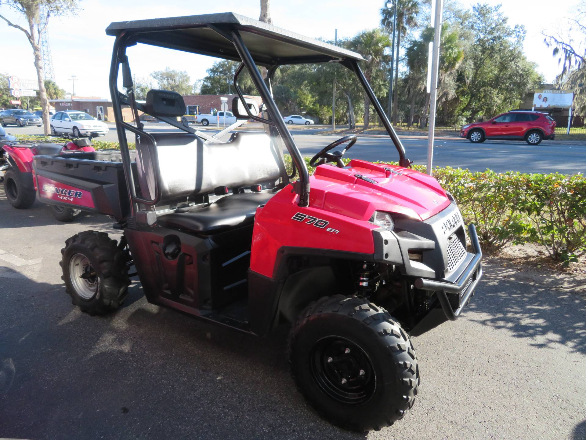 2017 Polaris Ranger 570 Full Size in Sanford, Florida - Photo 2