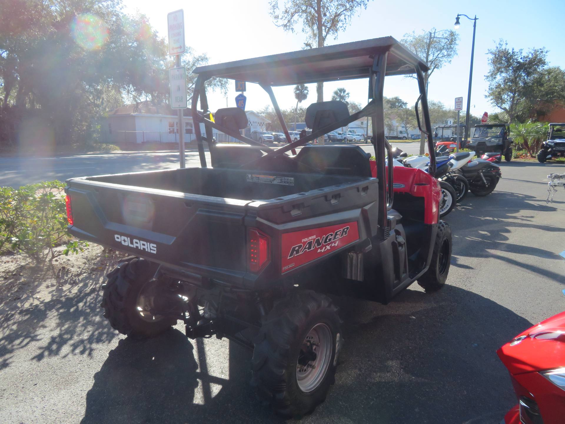 2017 Polaris Ranger 570 Full Size in Sanford, Florida - Photo 10