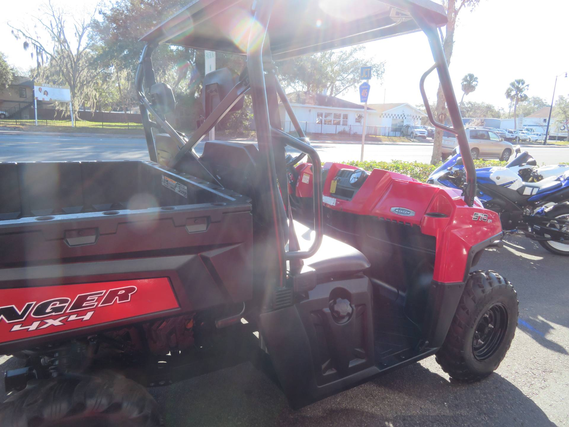 2017 Polaris Ranger 570 Full Size in Sanford, Florida - Photo 12