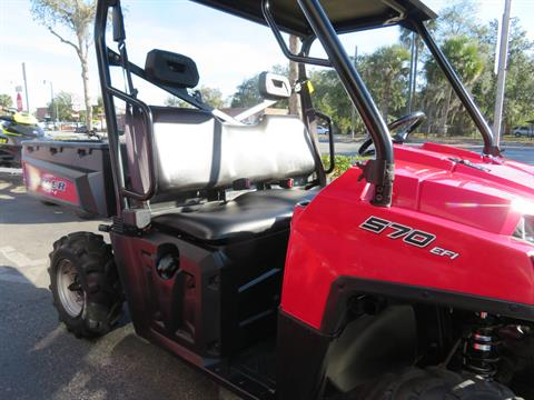 2017 Polaris Ranger 570 Full Size in Sanford, Florida - Photo 14