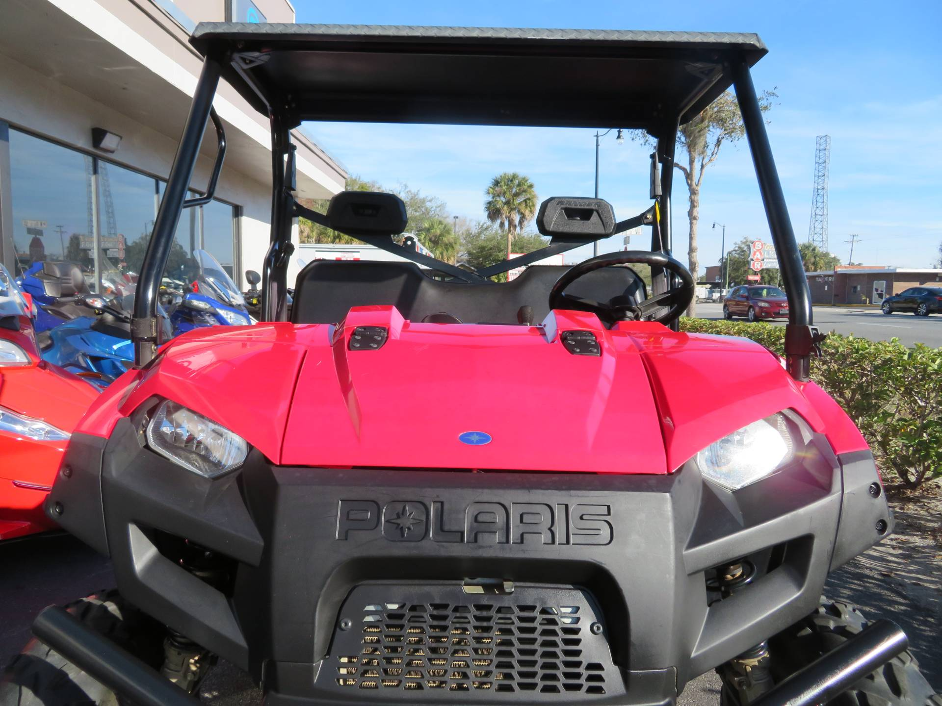 2017 Polaris Ranger 570 Full Size in Sanford, Florida - Photo 18