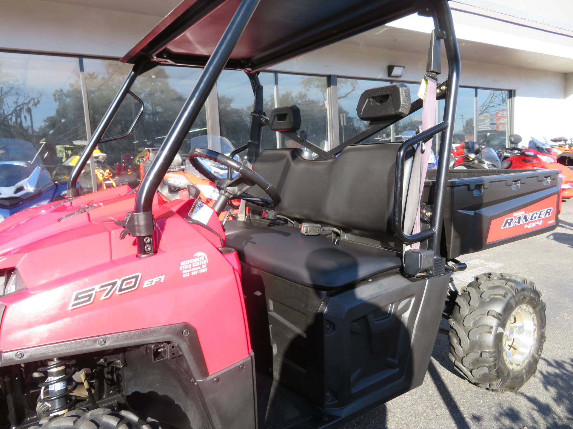 2017 Polaris Ranger 570 Full Size in Sanford, Florida - Photo 22