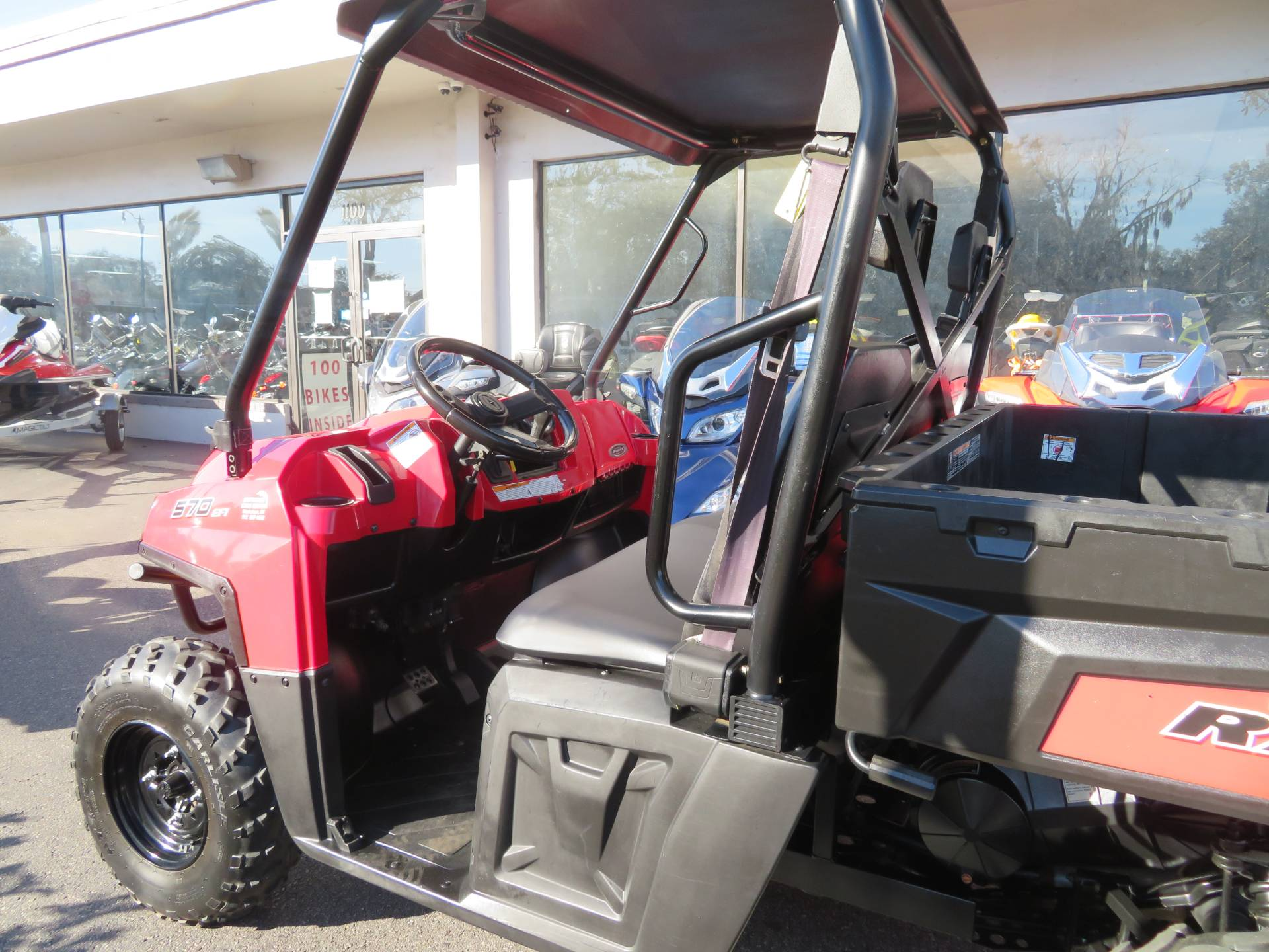 2017 Polaris Ranger 570 Full Size in Sanford, Florida - Photo 24