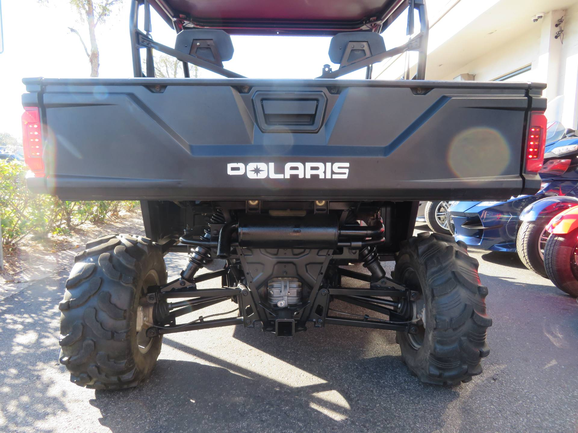 2017 Polaris Ranger 570 Full Size in Sanford, Florida - Photo 26