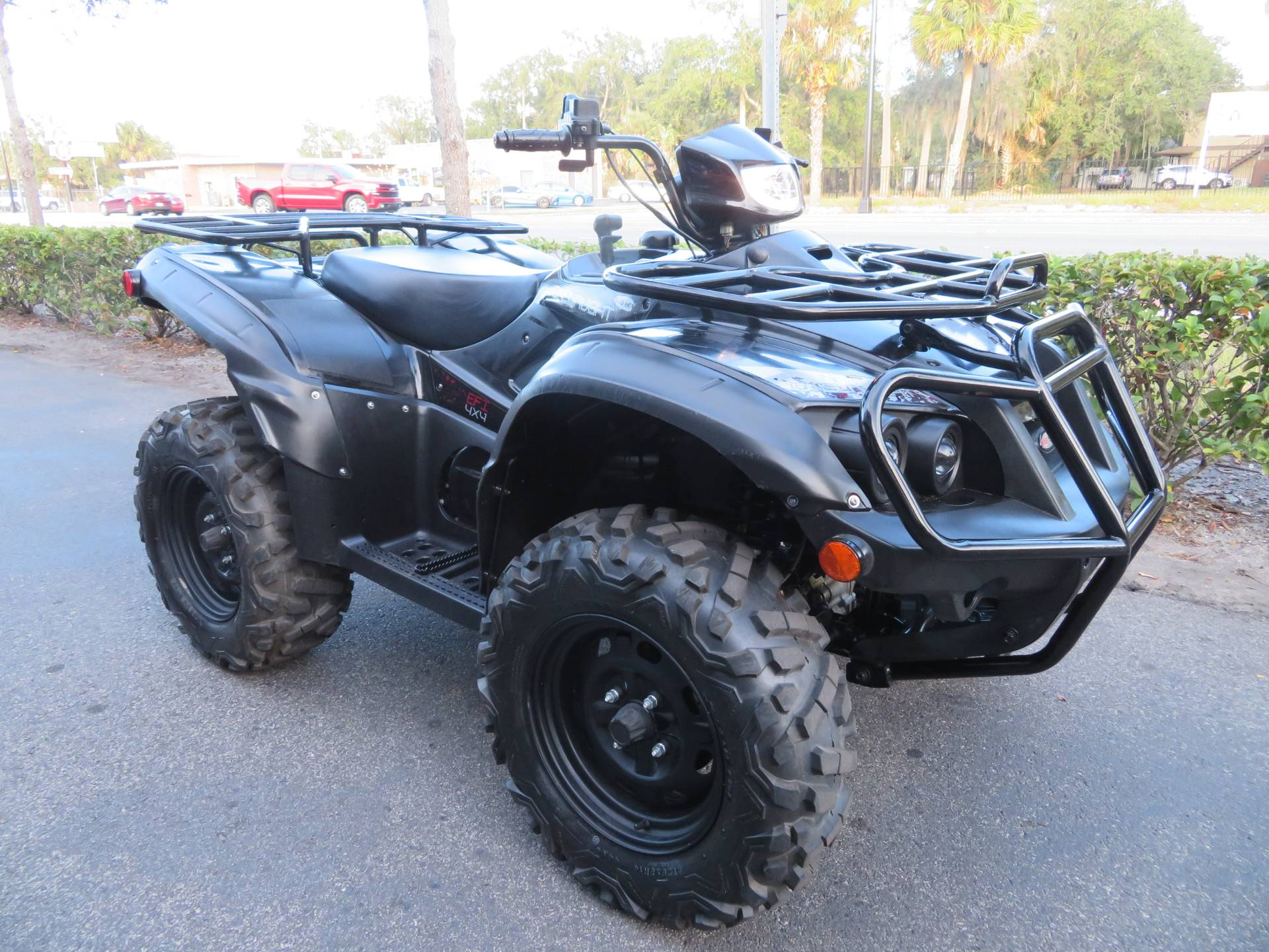 2016 Bad Boy Off Road ONSLAUGHT 550 EPS in Sanford, Florida - Photo 2