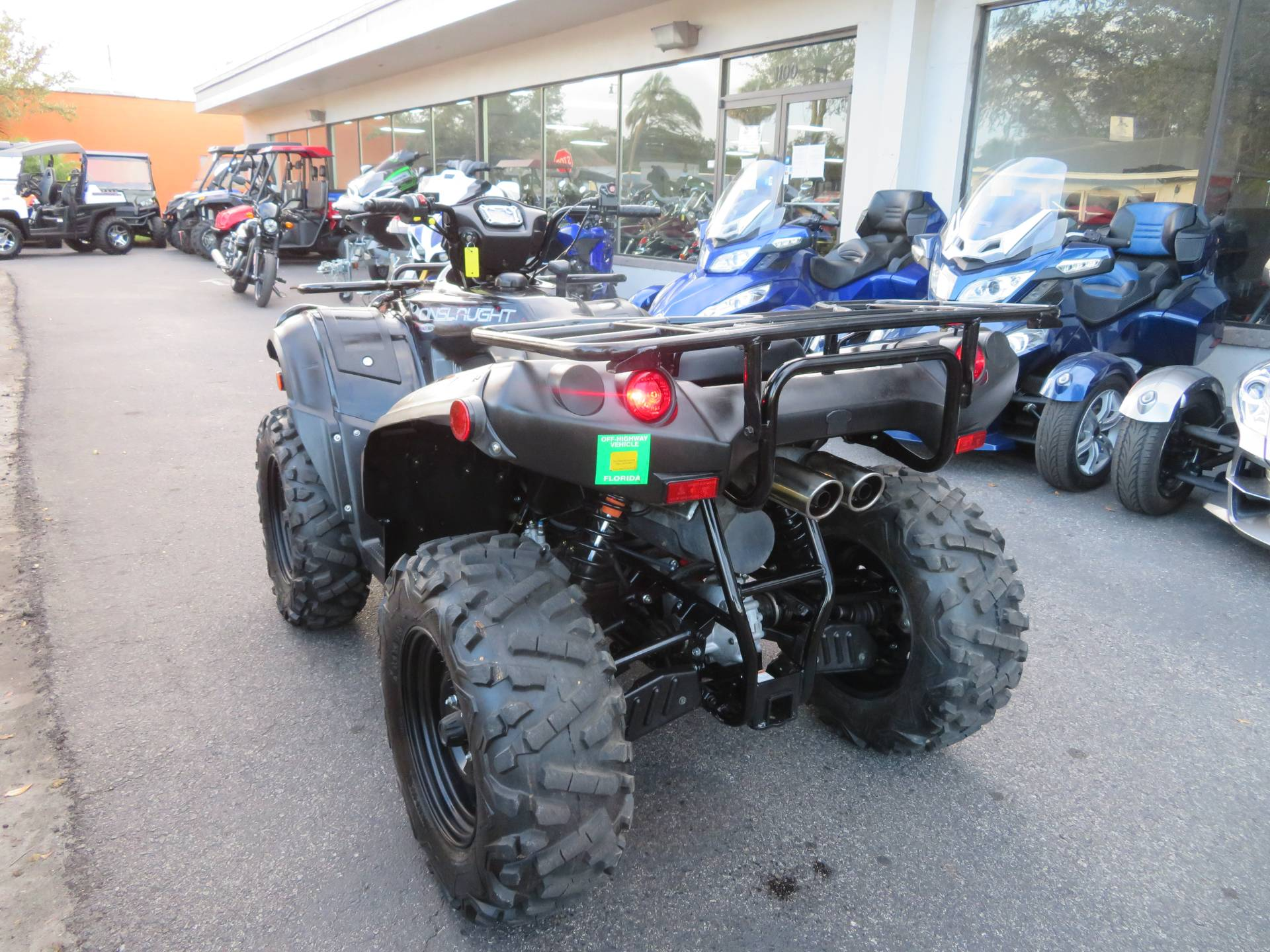 2016 Bad Boy Off Road ONSLAUGHT 550 EPS in Sanford, Florida - Photo 8