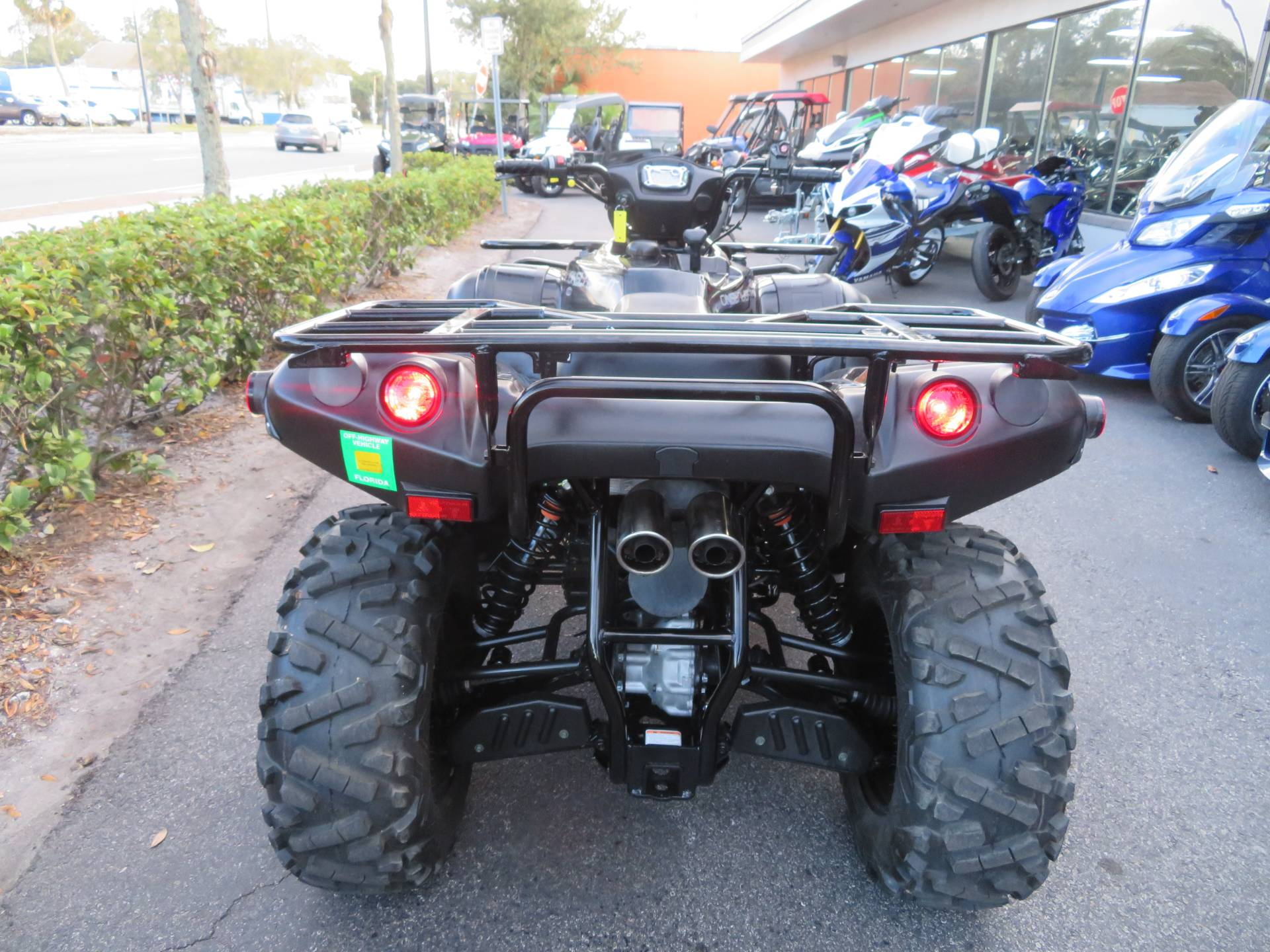 2016 Bad Boy Off Road ONSLAUGHT 550 EPS in Sanford, Florida - Photo 9