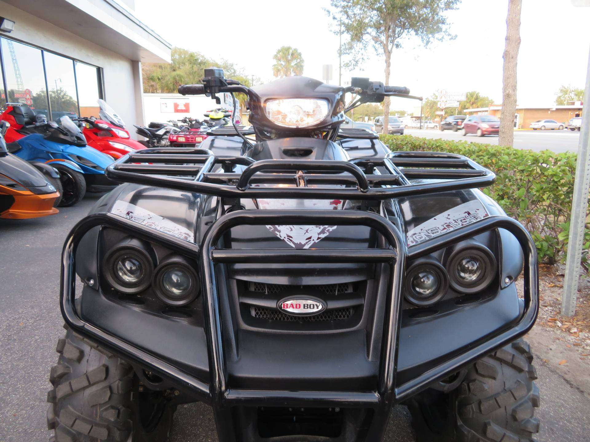 2016 Bad Boy Off Road ONSLAUGHT 550 EPS in Sanford, Florida - Photo 17