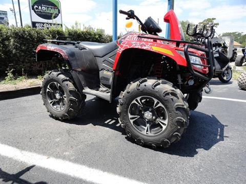 2014 Arctic Cat 500 in Sanford, Florida - Photo 1