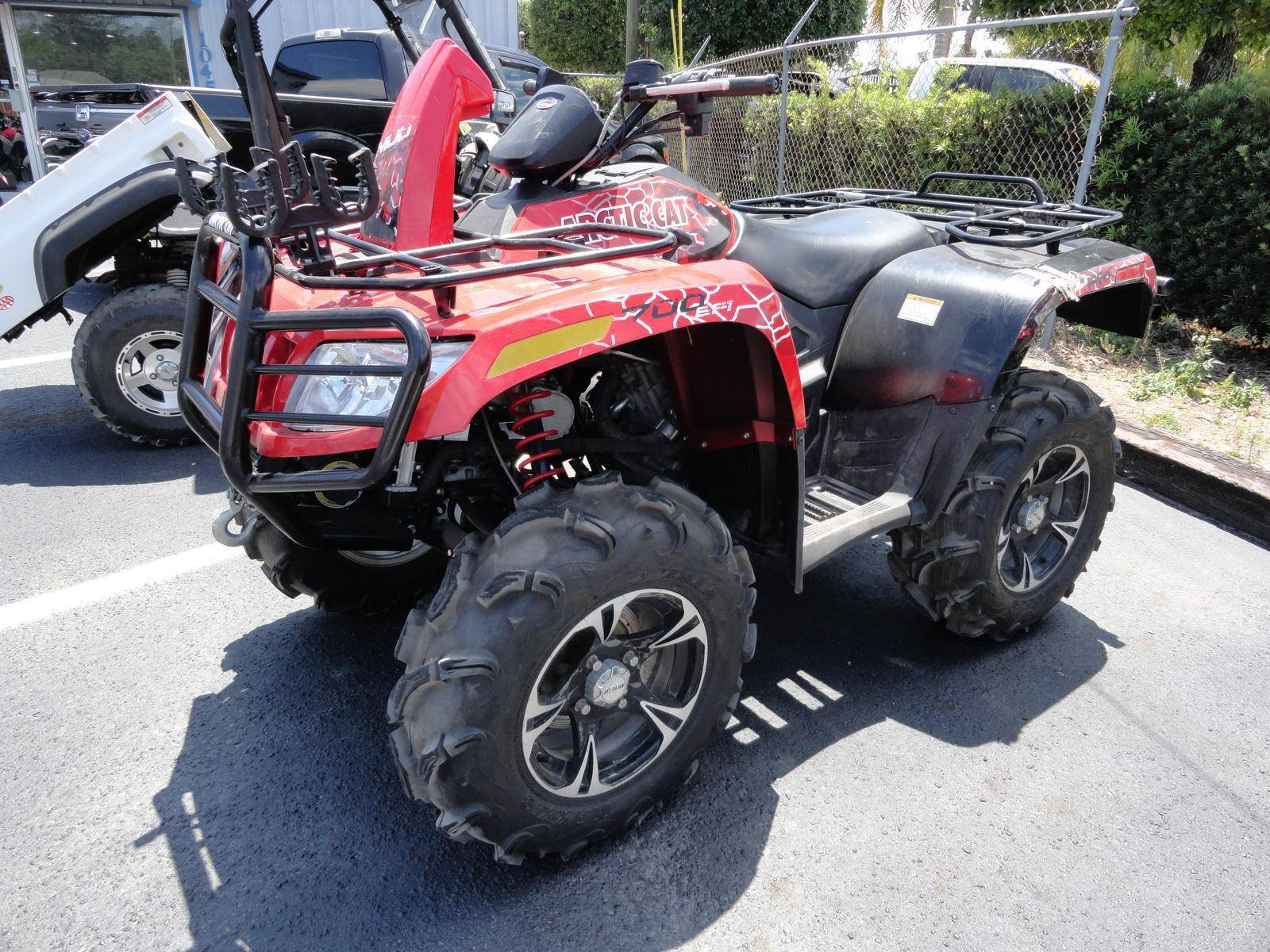 2014 Arctic Cat 500 in Sanford, Florida - Photo 3