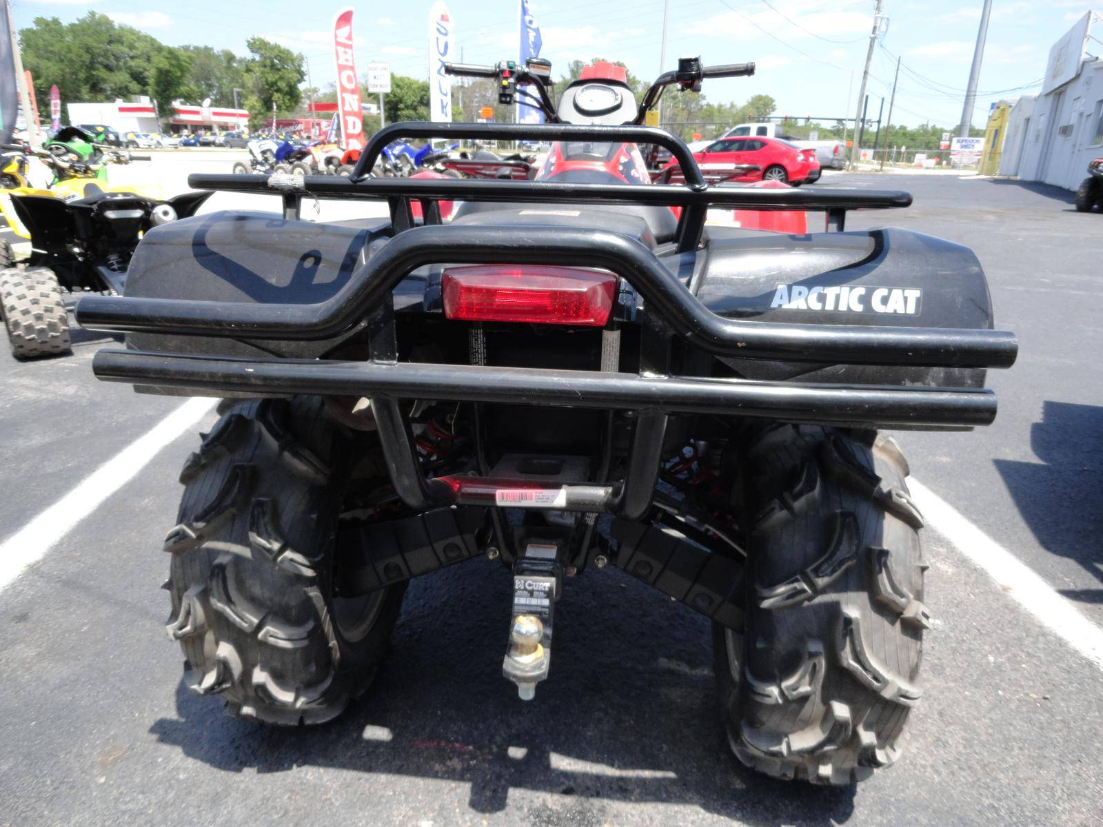 2014 Arctic Cat 500 in Sanford, Florida - Photo 5