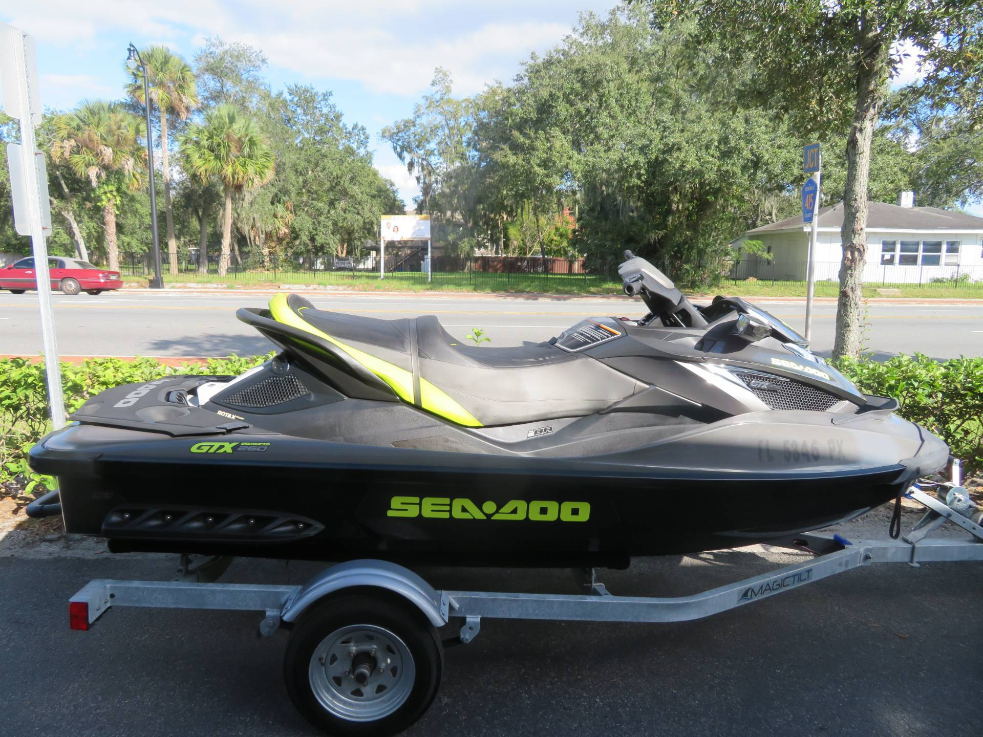 2015 Sea-Doo GTX Limited iS™ 260 in Sanford, Florida - Photo 1