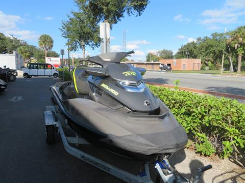 2015 Sea-Doo GTX Limited iS™ 260 in Sanford, Florida - Photo 3