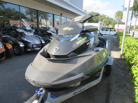 2015 Sea-Doo GTX Limited iS™ 260 in Sanford, Florida - Photo 5
