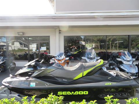 2015 Sea-Doo GTX Limited iS™ 260 in Sanford, Florida - Photo 7