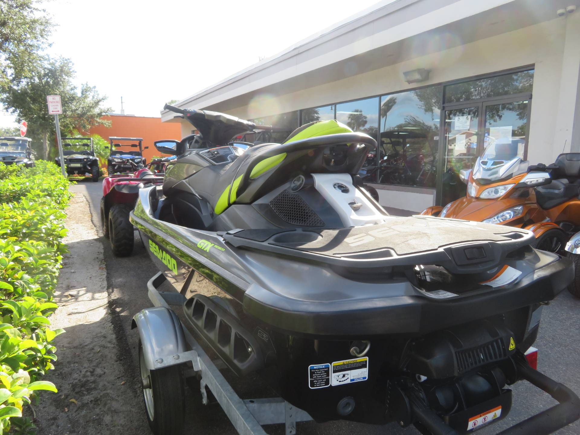 2015 Sea-Doo GTX Limited iS™ 260 in Sanford, Florida - Photo 8