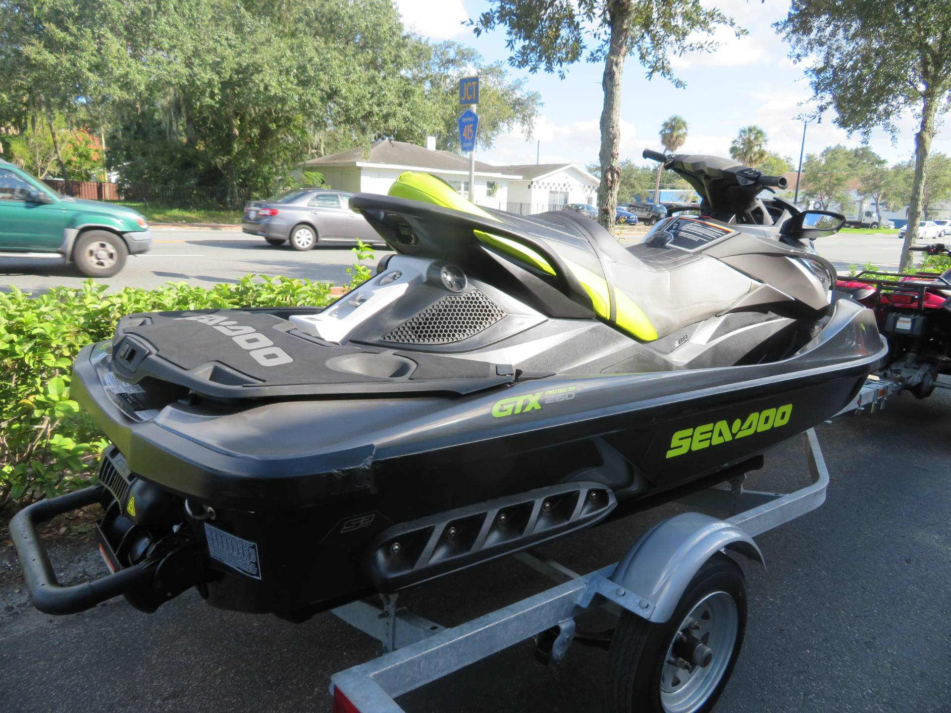 2015 Sea-Doo GTX Limited iS™ 260 in Sanford, Florida - Photo 10
