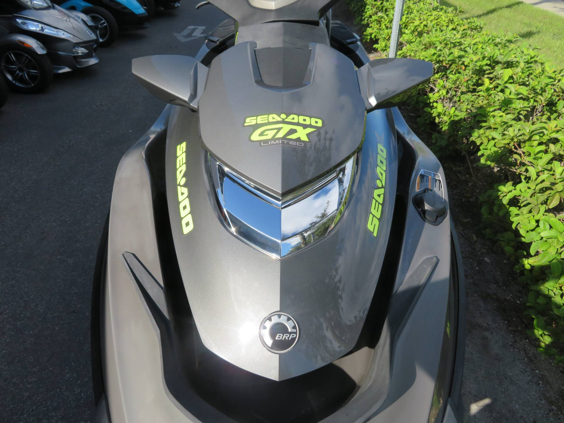 2015 Sea-Doo GTX Limited iS™ 260 in Sanford, Florida - Photo 15
