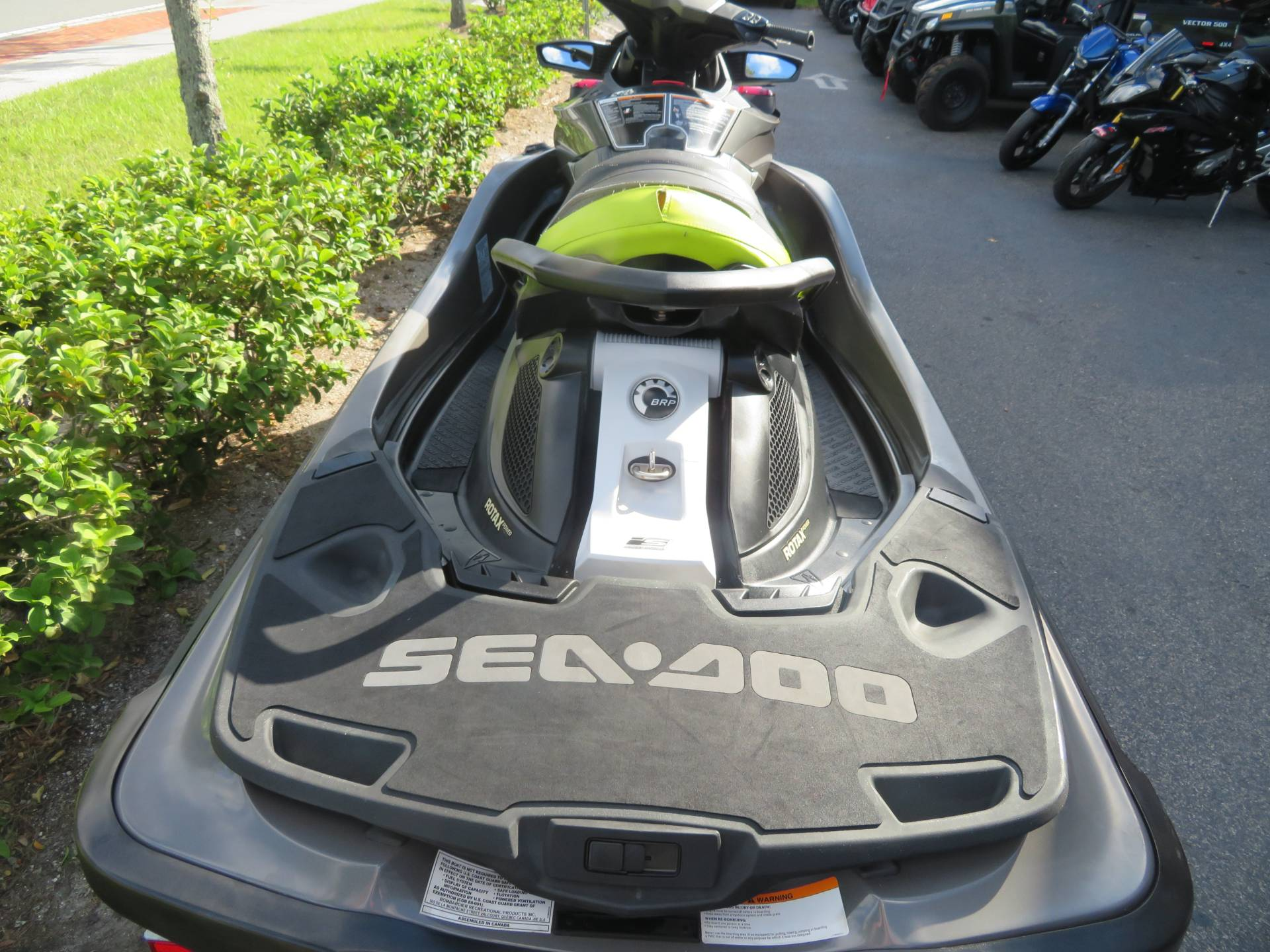 2015 Sea-Doo GTX Limited iS™ 260 in Sanford, Florida - Photo 20
