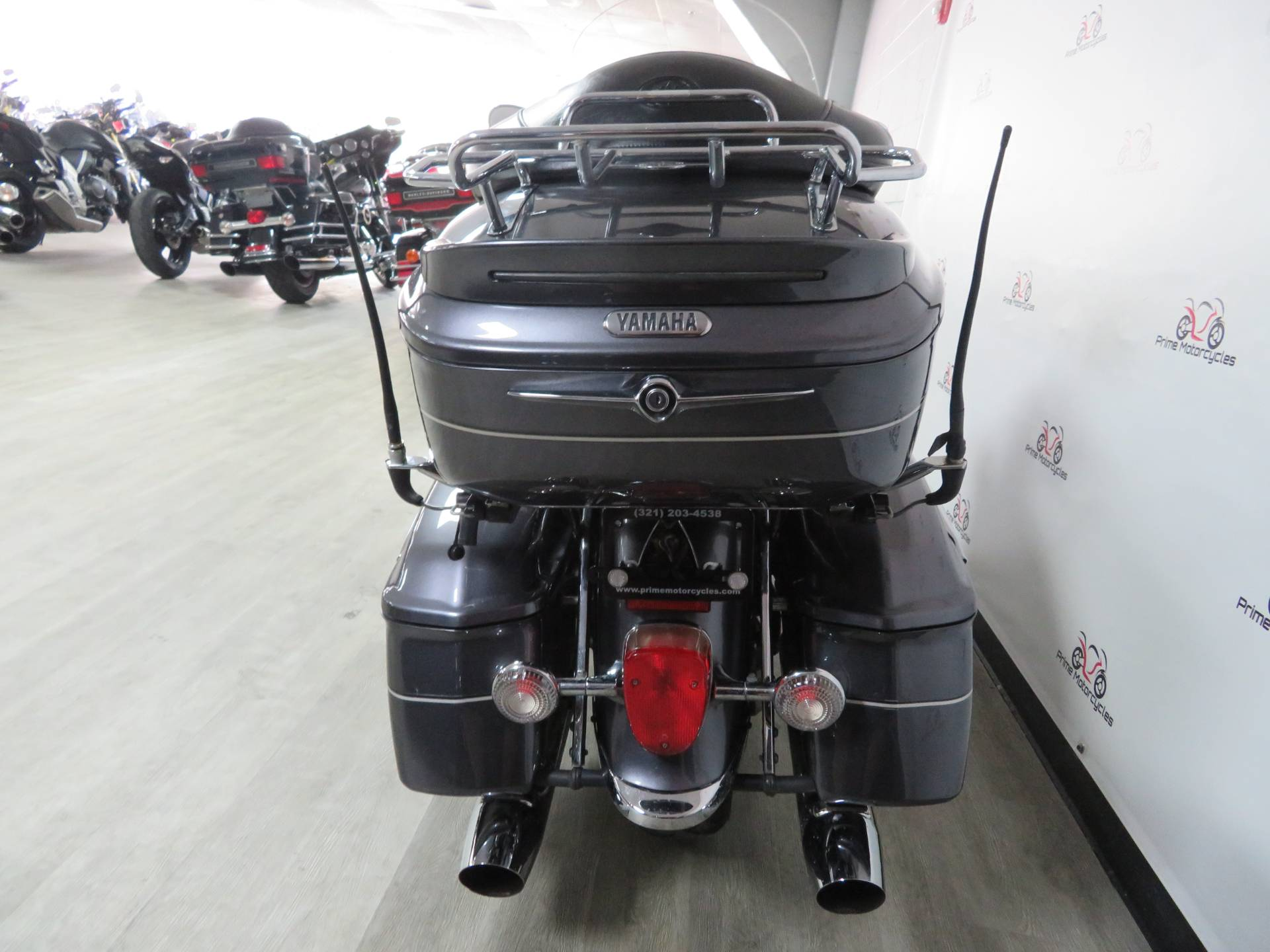 2008 Yamaha Royal Star® Venture in Sanford, Florida - Photo 9