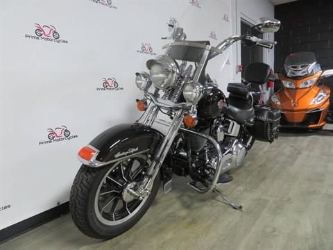 2002 Harley-Davidson FLSTC/FLSTCI Heritage Softail® Classic in Sanford, Florida - Photo 2