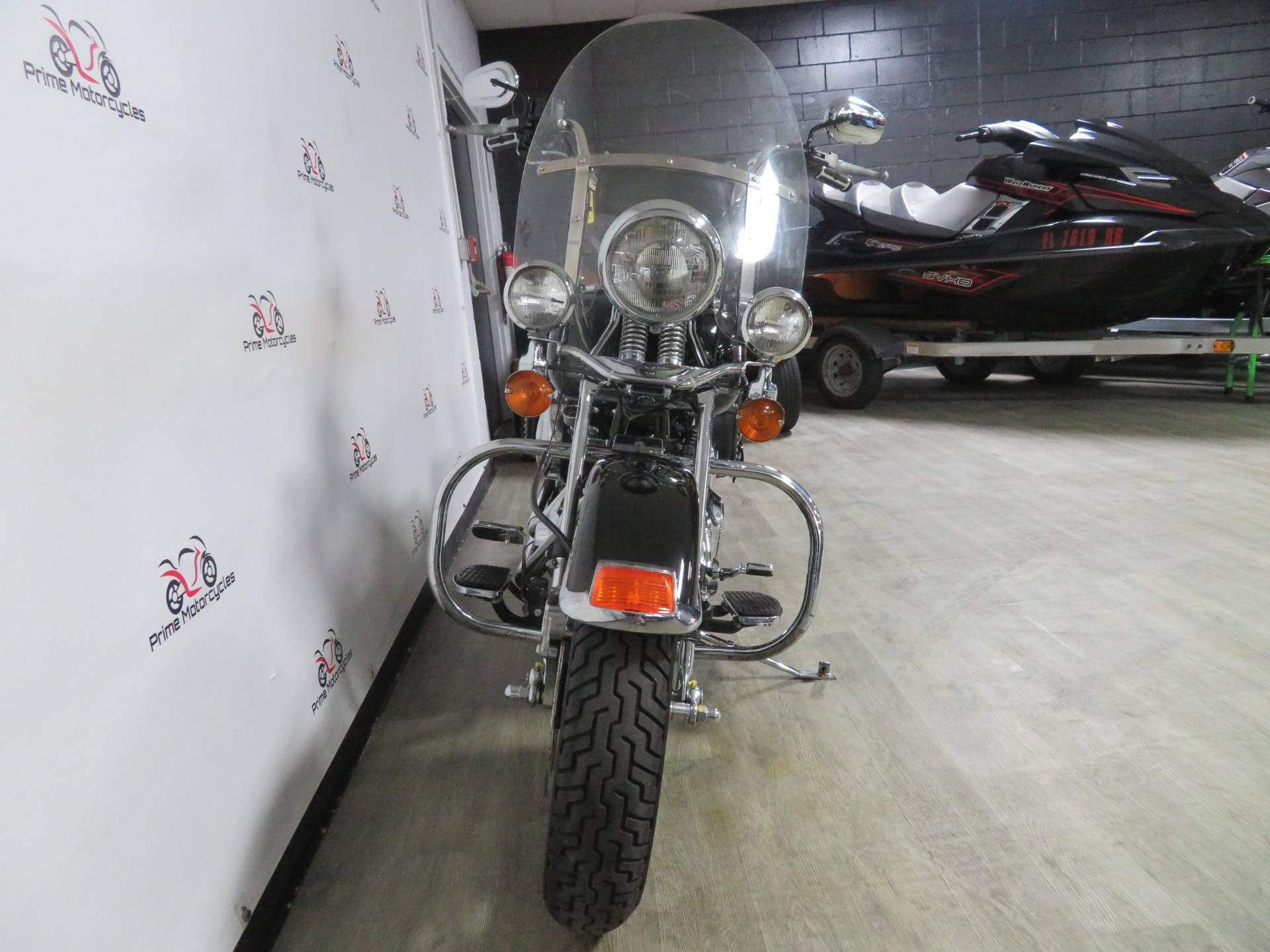 2002 Harley-Davidson FLSTC/FLSTCI Heritage Softail® Classic in Sanford, Florida - Photo 4