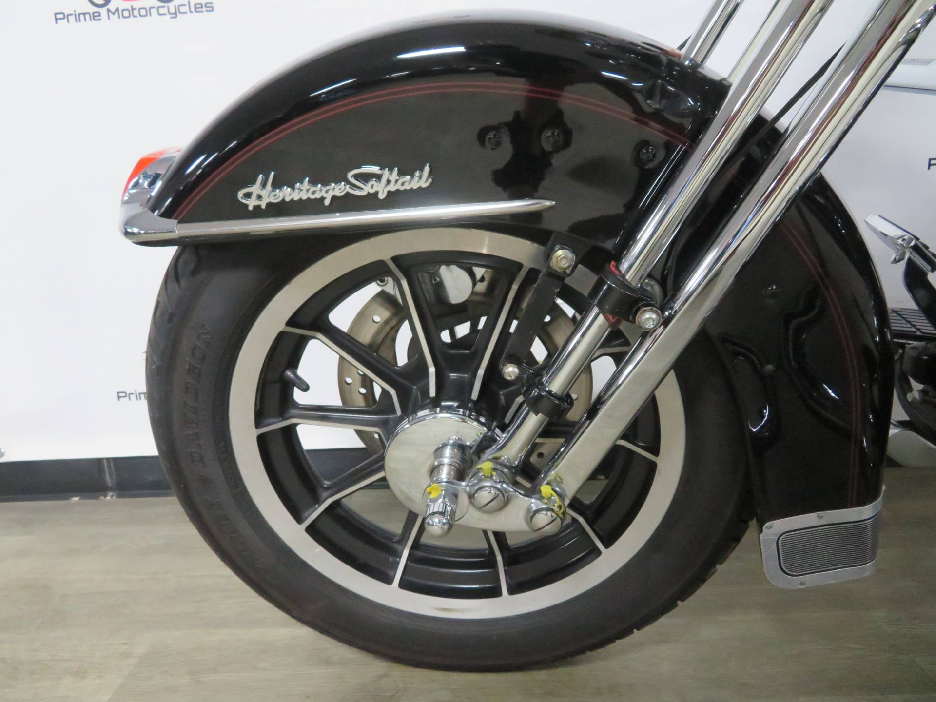 2002 Harley-Davidson FLSTC/FLSTCI Heritage Softail® Classic in Sanford, Florida - Photo 14