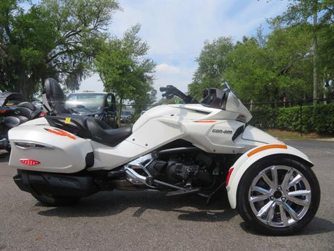 2016 Can-Am Spyder F3 Limited in Sanford, Florida - Photo 1