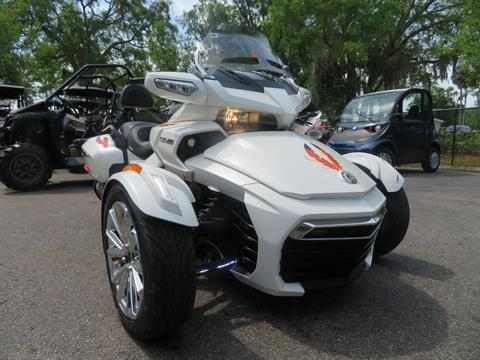 2016 Can-Am Spyder F3 Limited in Sanford, Florida - Photo 3