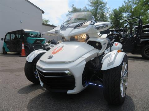 2016 Can-Am Spyder F3 Limited in Sanford, Florida - Photo 5