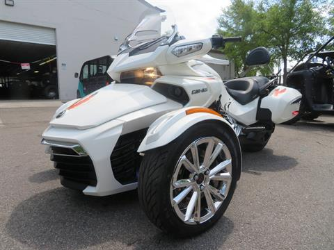 2016 Can-Am Spyder F3 Limited in Sanford, Florida - Photo 6