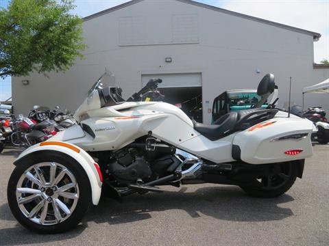 2016 Can-Am Spyder F3 Limited in Sanford, Florida - Photo 7