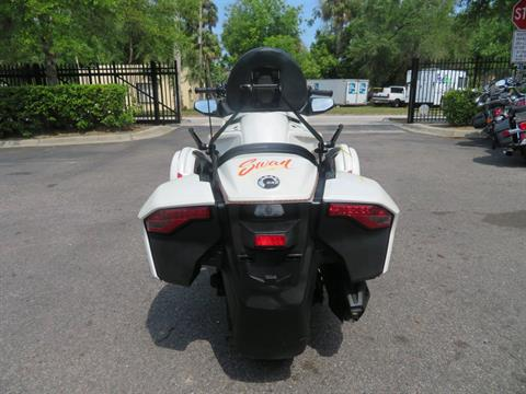 2016 Can-Am Spyder F3 Limited in Sanford, Florida - Photo 9