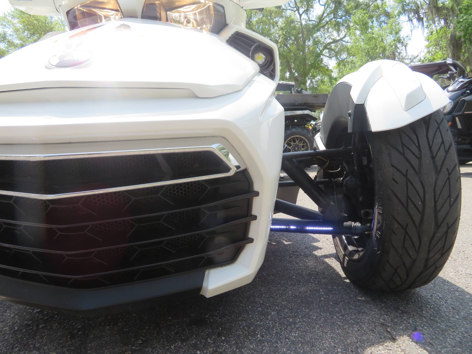 2016 Can-Am Spyder F3 Limited in Sanford, Florida - Photo 16