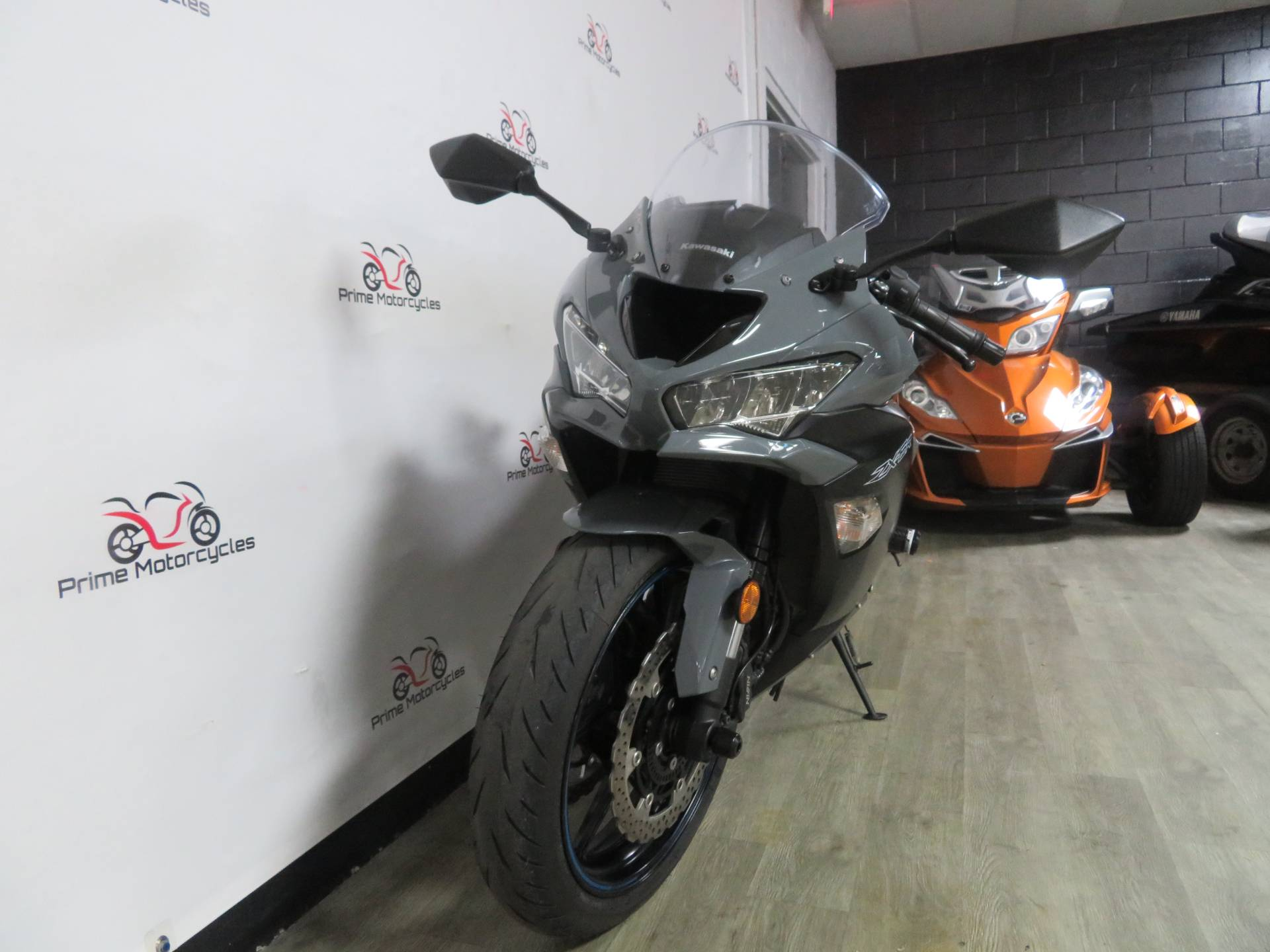 2019 Kawasaki Ninja ZX-6R ABS in Sanford, Florida - Photo 3
