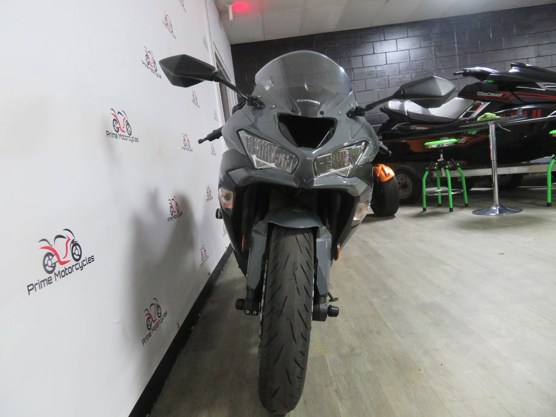 2019 Kawasaki Ninja ZX-6R ABS in Sanford, Florida - Photo 4