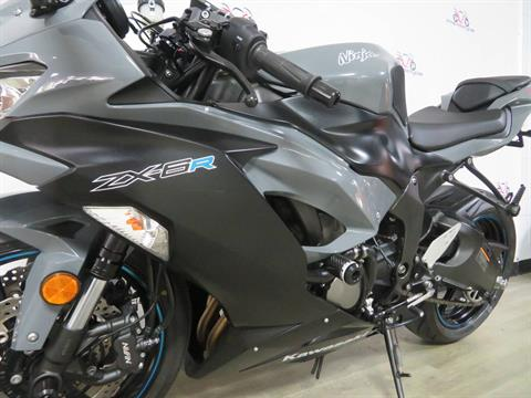 2019 Kawasaki Ninja ZX-6R ABS in Sanford, Florida - Photo 13