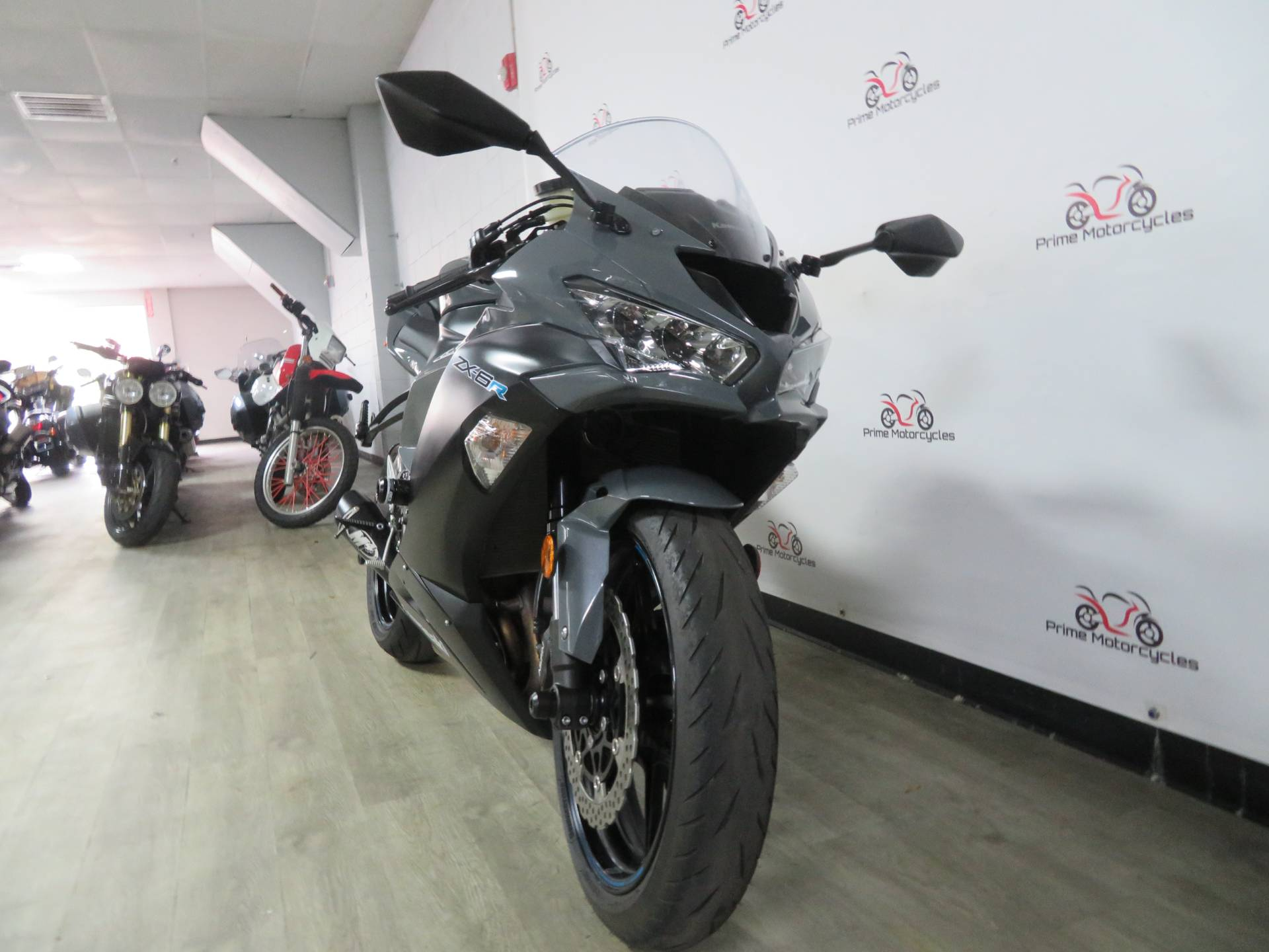 2019 Kawasaki Ninja ZX-6R ABS in Sanford, Florida - Photo 5